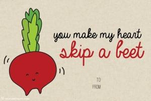 Heart pun